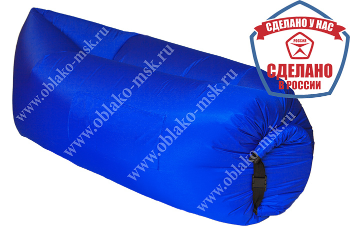 Надувной диван (Lamzac) Standart Синий