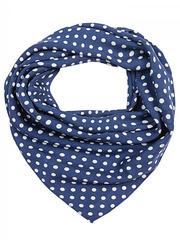 A660-CP3266-1 платок, синий