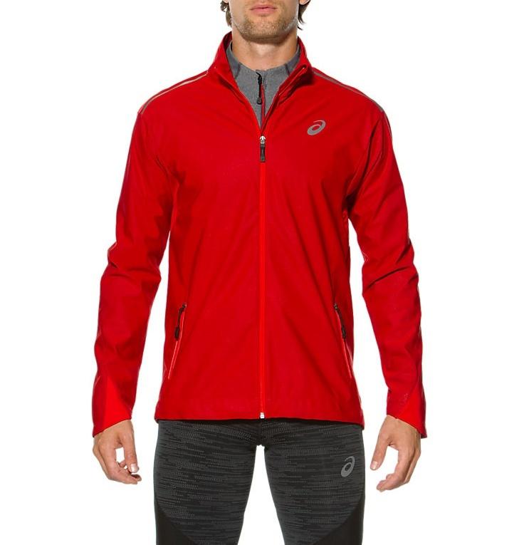 Мужская ветрозащитная куртка асикс Windblock (129873 6015)