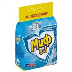 """Стиральный порошок """"Миф"""" автомат Морозная свежесть 4кг"""