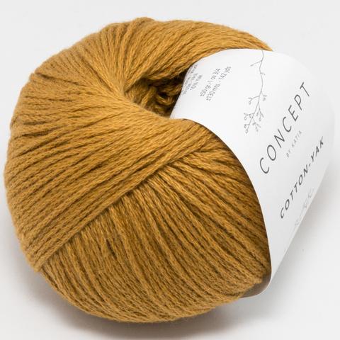 Cotton-Yak Katia в Трискеле