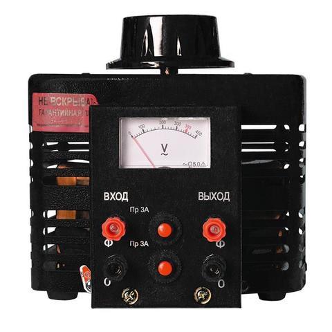 Автотрансформатор (ЛАТР) ЭНЕРГИЯ Black Series TDGC2-1_image1
