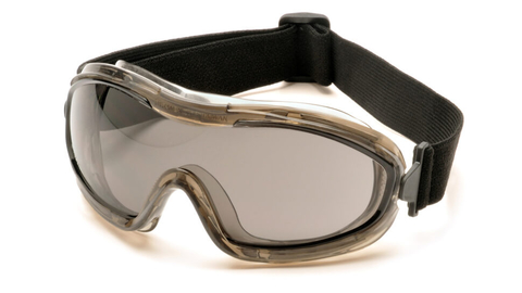 Очки баллистические тактические Pyramex G724T Anti-fog маска серые 23%