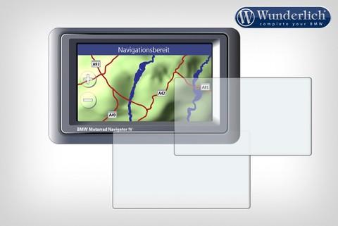 Комлект защитных пленок экрана для BMW Navigator IV
