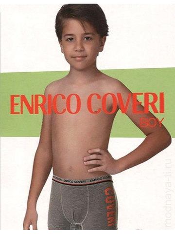 Детские трусы для мальчиков EB4041 Boy Boxer Enrico Coveri