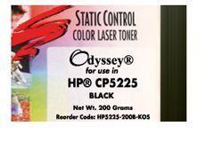 Тонер черный HP CP5225 Static Control Odyssey® toner (7,000 pages - CE740A)