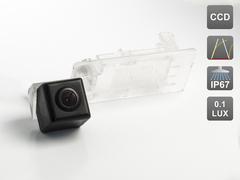Камера заднего вида для Volkswagen Touareg II Avis AVS326CPR (#102)