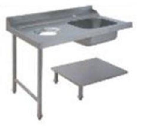 фото 1 Стол для грязной посуды Elettrobar 75446 на profcook.ru