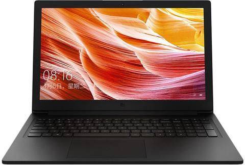 "Ноутбук Xiaomi Mi Notebook 15.6 2019 (Intel Core i7 8550U 1800 MHz/15.6""/1920x1080/16GB/512GB SSD/DVD нет/NVIDIA GeForce MX110 2GB/Wi-Fi/Bluetooth/Windows 10 Home) Black"