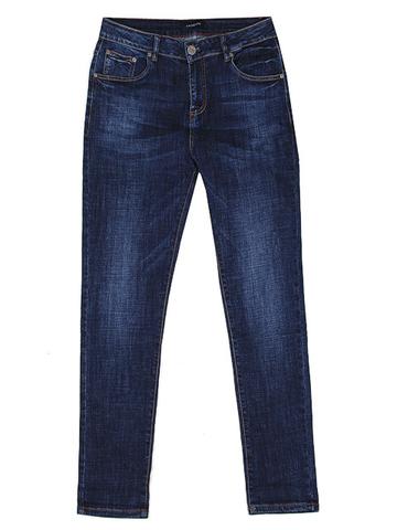760 джинсы женские, синие