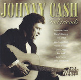 Johnny Cash / Johnny Cash And Friends (CD)