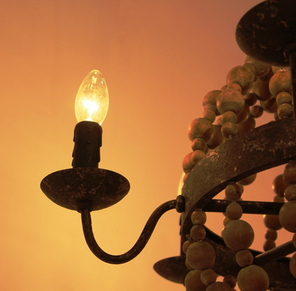 vintage chandelier 01-81 ( by Funky Vintage ) . High quality vintage lighting .Delivery from ...