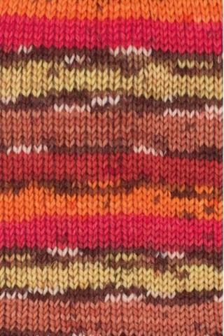 Носочная пряжа Gruendl Stripes