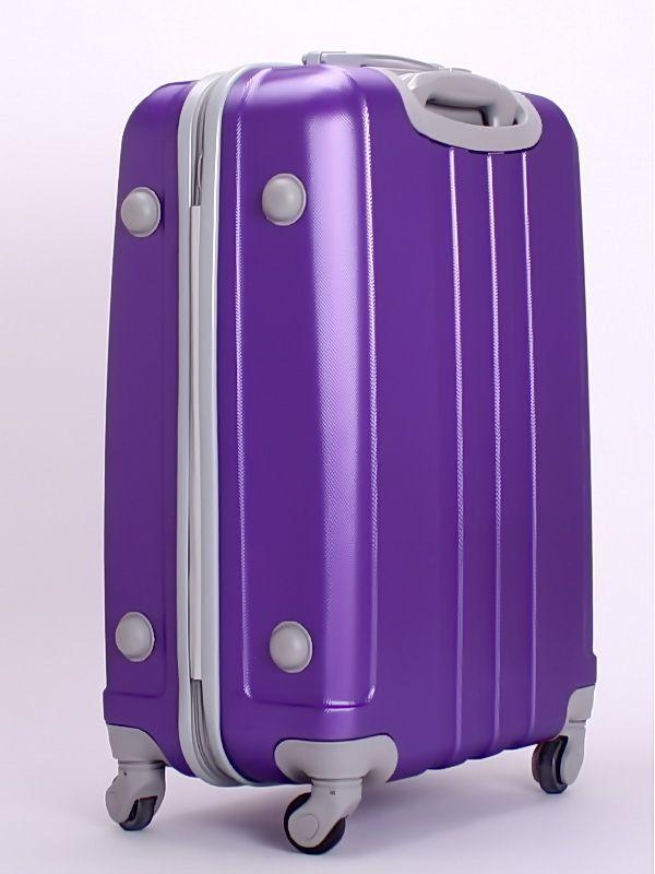 Чемодан Ananda 533 Фиолетовый M
