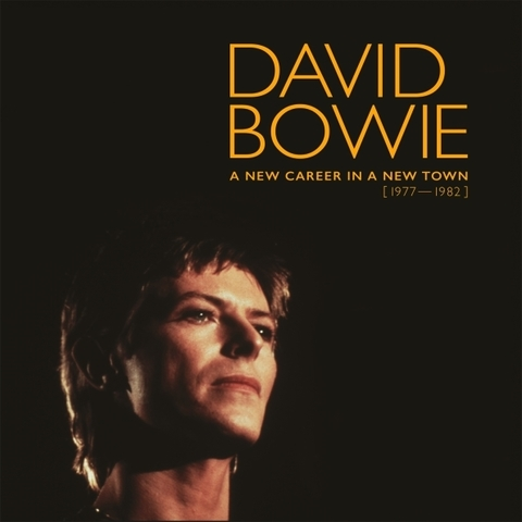 David Bowie / A New Career In A New Town 1977-1982 (11CD)