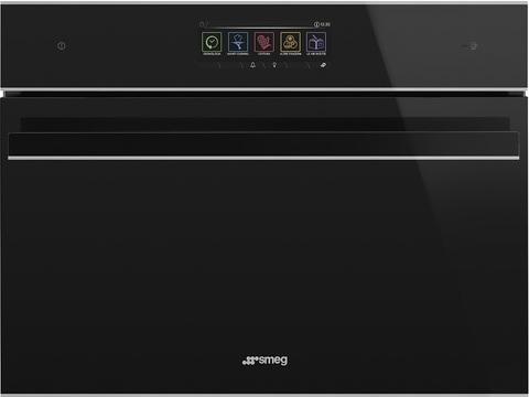 Компактный духовой шкаф Smeg SF4606WMCNX