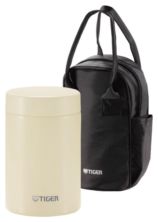 Термос для еды Tiger MCJ-A075 Cauliflower (0,75 л), бежевый