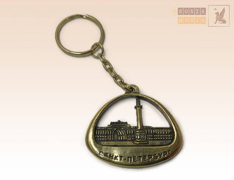 брелок Капля - Дворцовая площадь