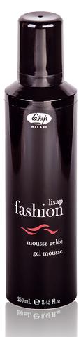 Мусс-гель для создания долговременного эффекта завитых волос «Lisap Fashion Extreme Gel Mousse»