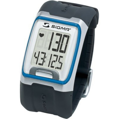 Купить Наручные часы Sigma 23114 с пульсометром PC 3.11 blue по доступной цене
