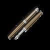 все цены на  Перьевая ручка Carandache Leman CAVIAR SP (F) латунь лак посеребрение с родиевым напылением (4799.487)  в интернете