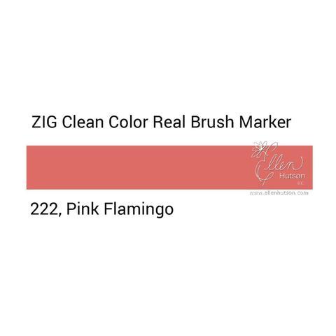 Маркер акварельный ZIG Clean Color Real Brush- штучно - 222