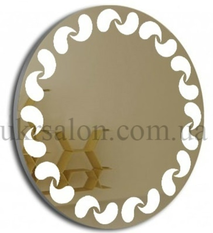 Зеркало Isotta с подсветкой