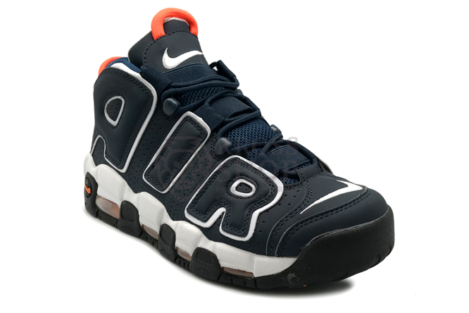Nike Men's Air More Uptempo Black