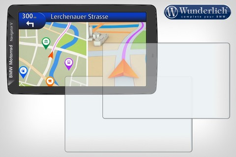 Комлект защитных пленок экрана для BMW Navigator V