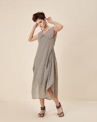 Платье летнее длинное  19-108
