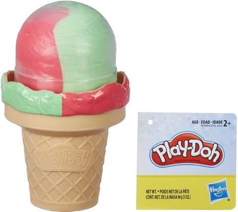 PLAY DOH ICE POP N CONES ASST 1