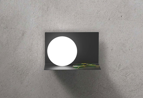 replica lighting BALANCE  By MARCHETTI illuminazione ( BLACK )