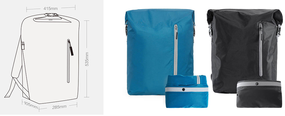Рюкзак Xiaomi Personality Style Backpack