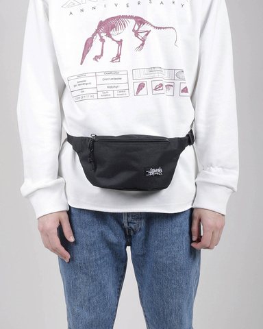 Сумка Anteater Waistbag Light Black