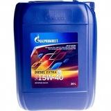 Gazpromneft Diesel Extra 15W-40 - Минеральное моторное масло (20л)