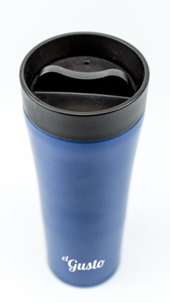 Термокружка El Gusto Simple (0,47 литра) синяя