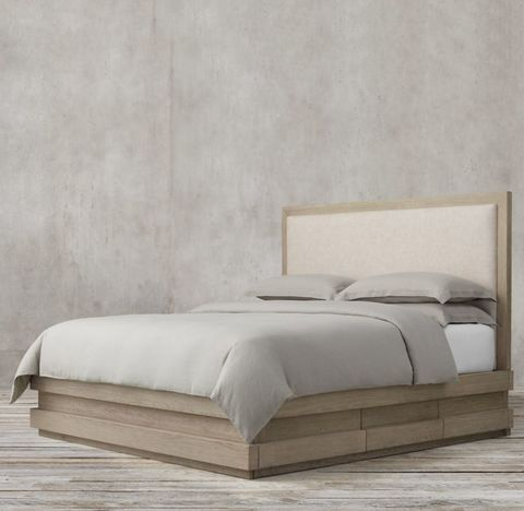 Stacked Storage Bed