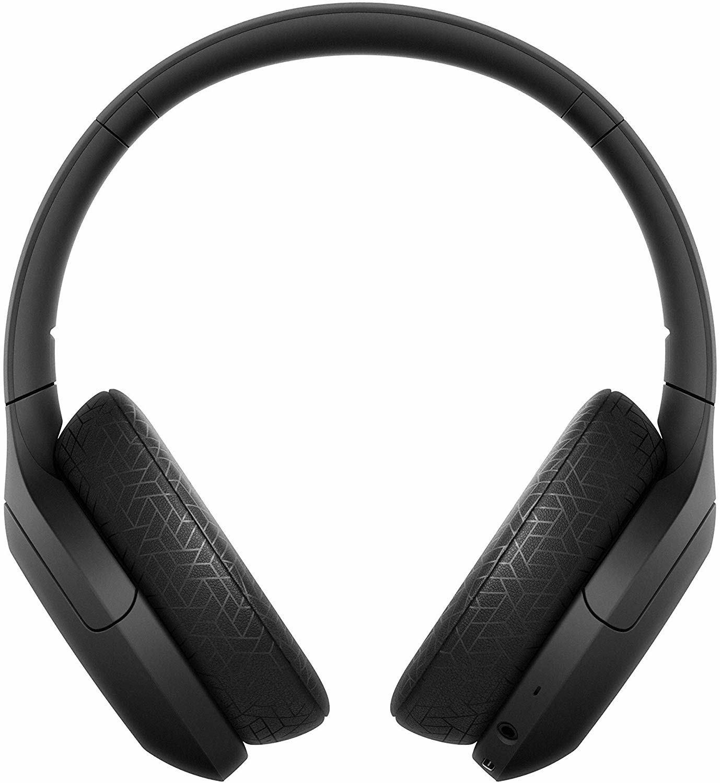 WH-H910NB беспроводные наушники Sony, цвет черный