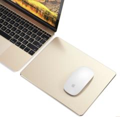 Коврик Satechi Aluminum Mouse Pad для мыши. Алюминий, золотой