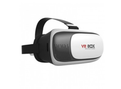 очки VR BOX 2.0 + пульт/джойстик белый Icade