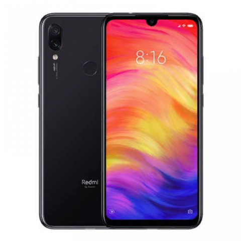 Смартфон Xiaomi Redmi Note 7 4/128Gb Black EU (Global Version)
