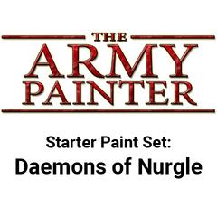Базовый комплект красок Army Painter: Daemons of Nurgle