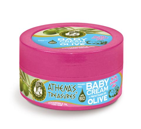 Детский крем для обезвоженной кожи Athena's Treasures 75 мл