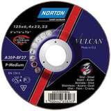 Зачистной круг NORTON VULCAN по нержавеющей стали диаметр 115 мм х 6,4