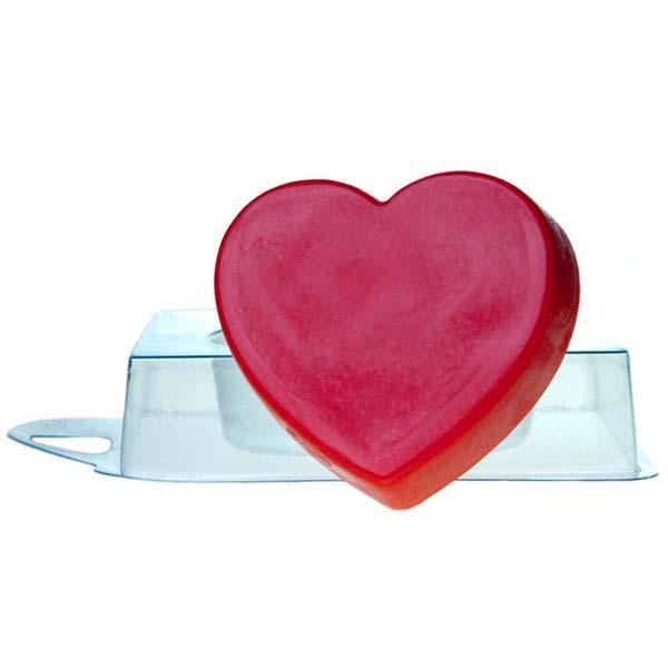 Сердце Профессиональная форма для мыла