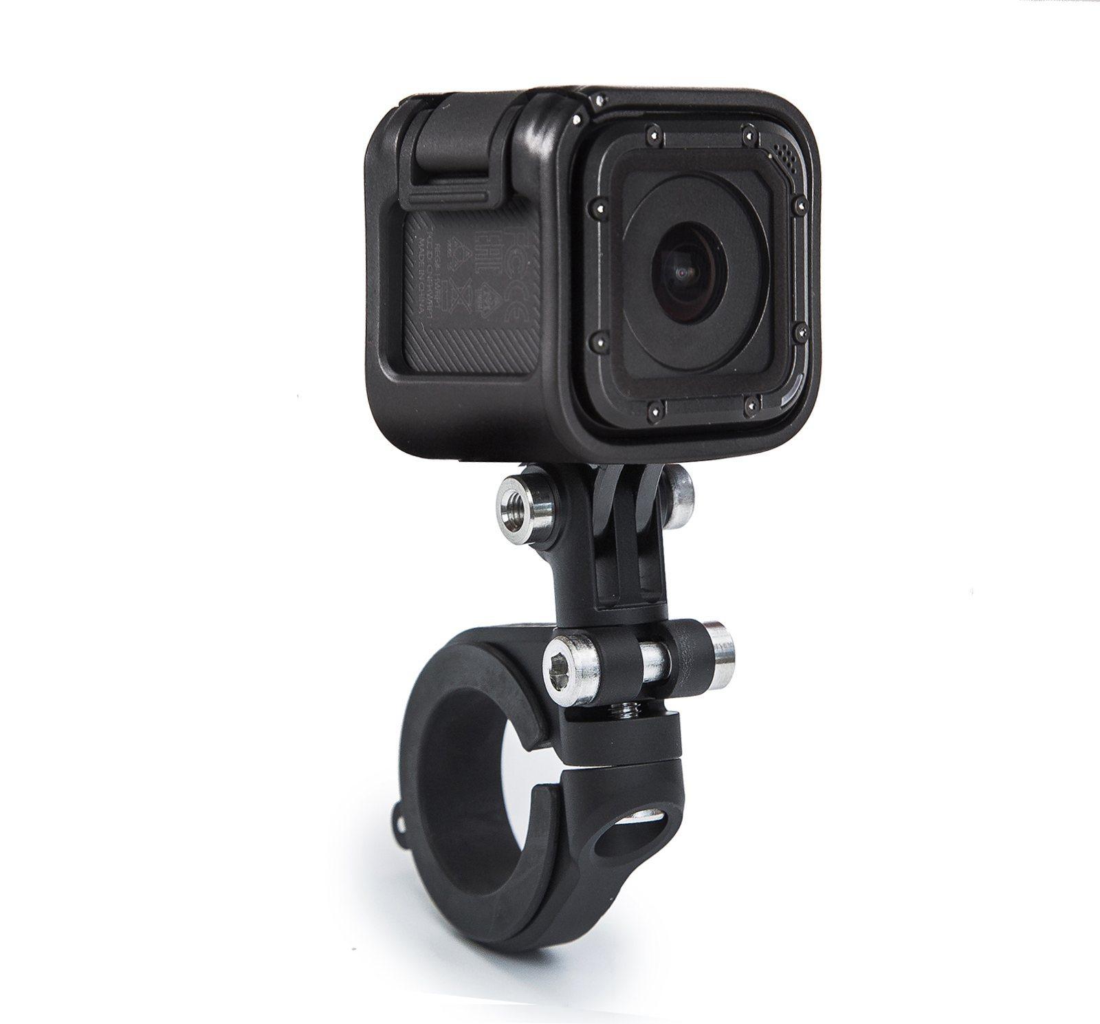 Крепление на руль/седло/раму велосипеда 22-35мм GoPro Pro Handlebar/Seatpost/Pole Mount AMHSM-001