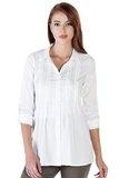 Блузка 09887 белый