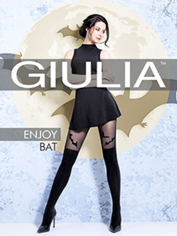 КОЛГОТКИ GIULIA ENJOY BAT