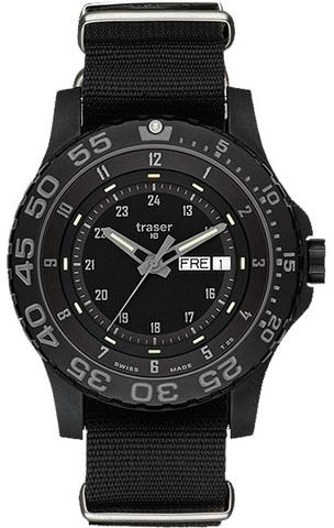 Купить Наручные часы Traser P6600 SHADE SAPPHIRE Rus 100285 (нато) по доступной цене