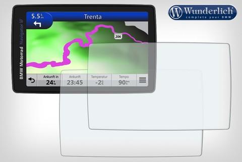 Комлект защитных пленок экрана для BMW Navigator VI